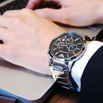 バレンタインで時計を彼氏にプレゼント!人気のブランドとおすすめの時計は?