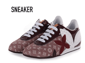 ladyssneaker
