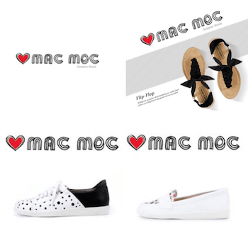 macmocの靴