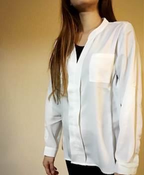 綺麗めなレディースに人気のスキッパーシャツ