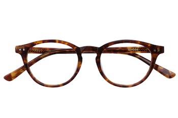 丸メガネの形3 ボストン