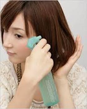 ウォータータイプのヘアワックス