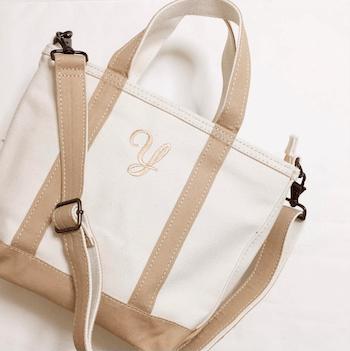 マザーズバッグの中に入れる必須アイテム1:ショルダーストラップ