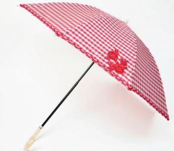 アクアスキュータムのレディースに人気の日傘