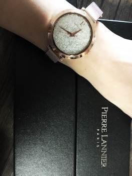 ピエールラニエの30代のレディースに人気のブランド時計