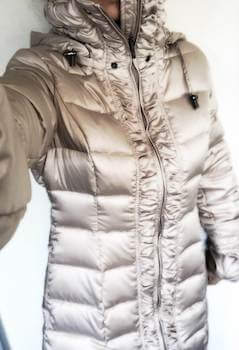 ホワイトグース100%のレディースに人気のダウンジャケット