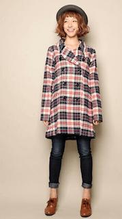 Pコートを秋冬に着こなすポイント(デザイン)