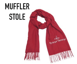 muffler.stole