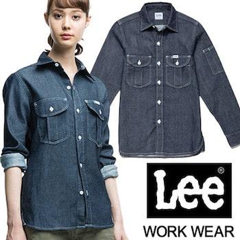 デニムのシャツの色・種類1インディゴブルー