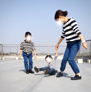 ユニクロのジョガーパンツを着こなす方法やコツ4:老若男女に人気