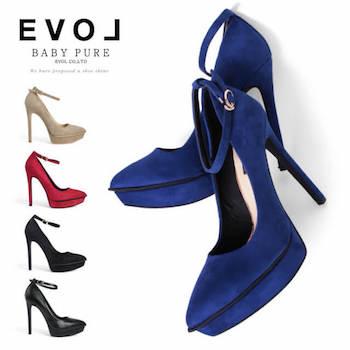 ピンヒールの靴の特徴
