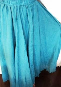 カラバリ豊富な春に人気のロング・マキシ丈スカート