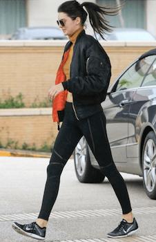 アスレジャーファッションが支持される理由2:スタイルを良く魅せる