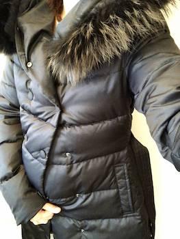 ロングタイプのレディースに人気のダウンジャケット