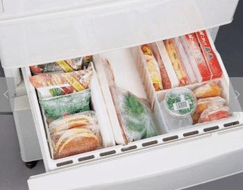 冷蔵庫で保管する