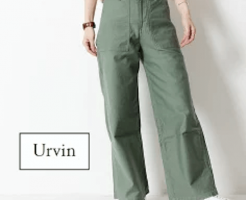 It is a popular brand in the baker pants? also introduced beikapantsu of recommended brand in ladies!