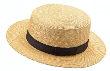 カンカン帽子