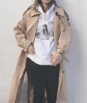3月:冬服着用時のインナーを活用!