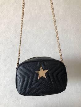 星デザインのレディースにおすすめのおしゃれなミニバッグ