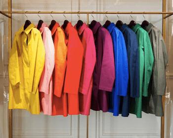 ステンカラーコートで人気の色は?