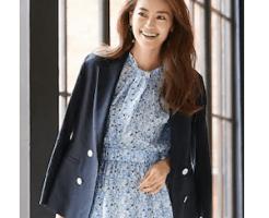 Ladies brand tailored jacket