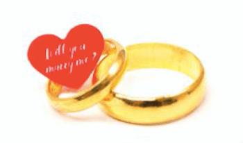 恋愛に関するおすすめの指輪の位置