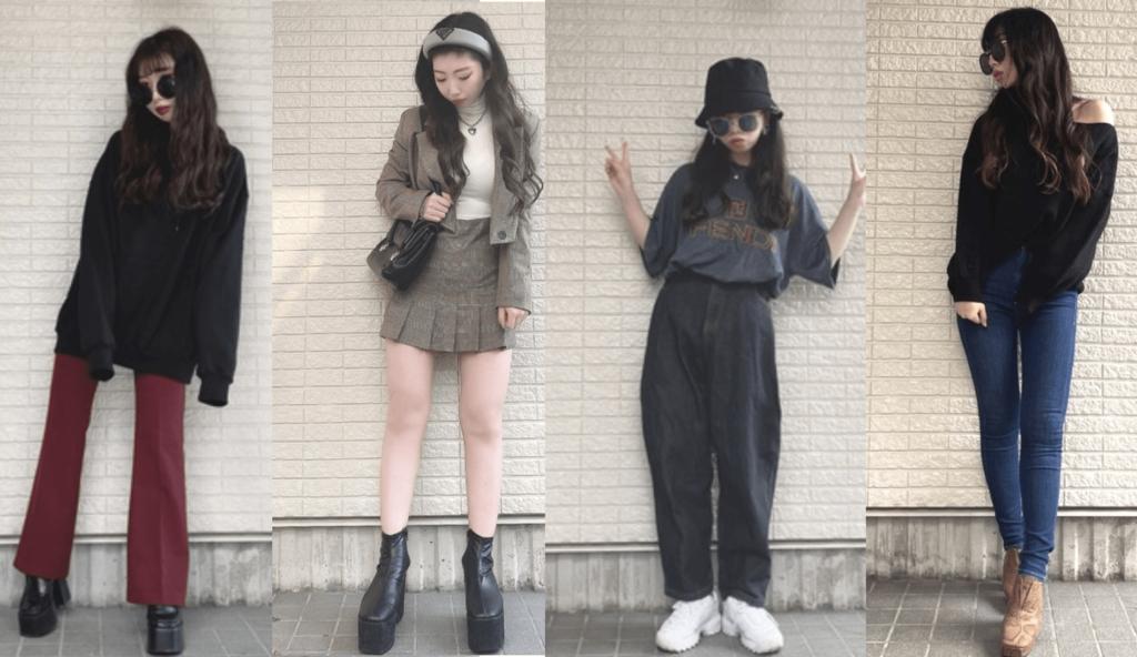 韓国ファッションとは?