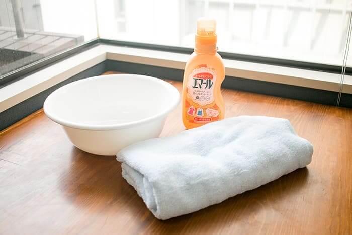 ストッキングを長持ちさせる方法6:洗濯方法