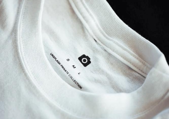 Tシャツの選び方:素材をチェック!