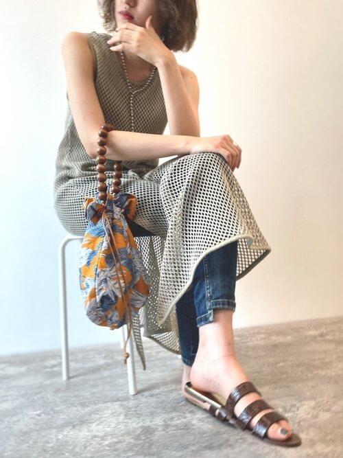 エスニックファッションのおしゃれな着こなし方:小物を活用する!